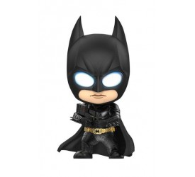 Batman Dark Knight Trilogy Cosbaby Mini Figure Batman with Sticky Bomb Gun 12 cm