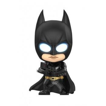 Batman Dark Knight Trilogy Cosbaby Mini Figure Batman with Sticky Bomb Gun 12 cm