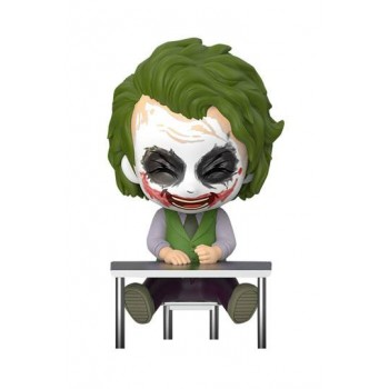 Batman Dark Knight Trilogy Cosbaby Mini Figure Joker (Laughing Version) 12 cm