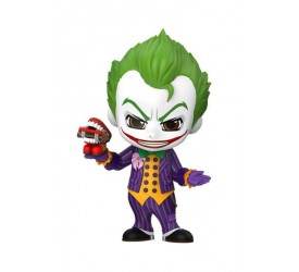 Batman Arkham Knight Cosbaby Mini Figure Joker 12 cm