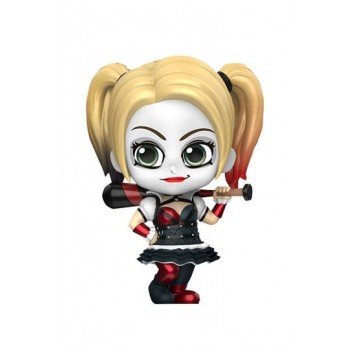 Batman Arkham Knight Cosbaby Mini Figure Harley Quinn 12 cm