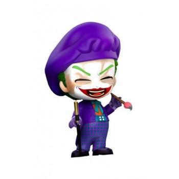Batman (1989) Cosbaby Mini Figure Joker (Laughing Version) 12 cm