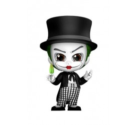 Batman (1989) Cosbaby Mini Figure Joker (Mime Version) 12 cm
