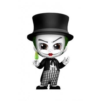 Batman (1989) Cosbaby Mini Figure Joker (Mime Version) 12 cm