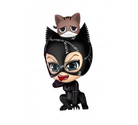 Batman Returns Cosbaby Mini Figures Catwoman 12 cm
