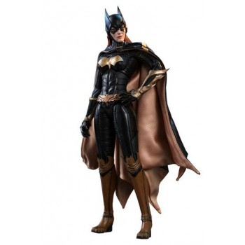 Batman Arkham Knight Videogame Masterpiece Action Figure 1/6 Batgirl 30 cm