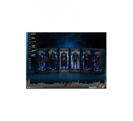 Batman Arkham Knight Miniature Collectible Set Armory 12 cm