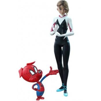 Spider-Man Into the Spider-Verse Movie Masterpiece Action Figure 1/6 Spider-Gwen 27 cm