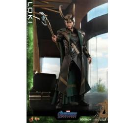Avengers Endgame Movie Masterpiece Series PVC Action Figure 1/6 Loki 31 cm
