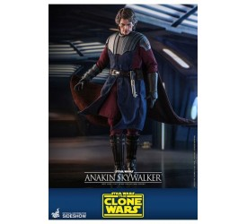 Star Wars The Clone Wars Action Figure 1/6 Anakin Skywalker 31 cm