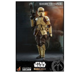 Star Wars The Mandalorian Action Figure 1/6 Shoretrooper 30 cm