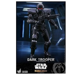 Star Wars The Mandalorian Action Figure 1/6 Dark Trooper 32 cm