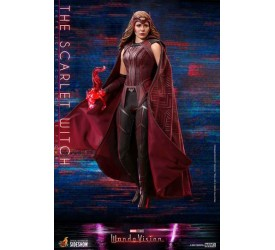 WandaVision Action Figure 1/6 The Scarlet Witch 28 cm