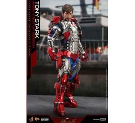 Iron Man 2 Movie Masterpiece Action Figure 1/6 Tony Stark (Mark V Suit Up Version) 31 cm