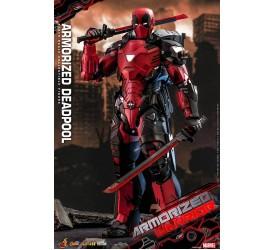 Marvel: Armorized Deadpool 1/6 Scale Figure 33 cm