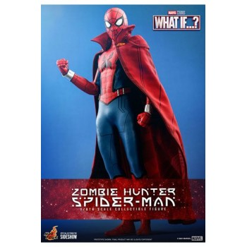 What If...? Action Figure 1/6 Zombie Hunter Spider-Man 30 cm