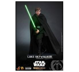 Star Wars The Mandalorian Action Figure 1/6 Luke Skywalker 30 cm