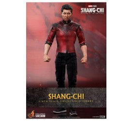 Shang-Chi and the Legend of the Ten Rings Movie Masterpiece Action Figure 1/6 Shang-Chi 30 cm