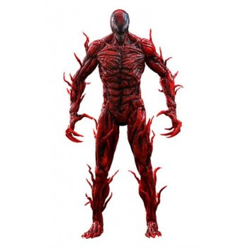 Venom Let There Be Carnage Movie Masterpiece Series PVC Action Figure 1/6 Carnage 43 cm
