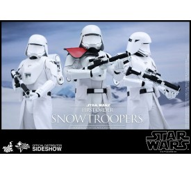 Star Wars Episode VII Movie Masterpiece Action Figure 2-Pack 1/6 First Order Snowtroopers 30 cm