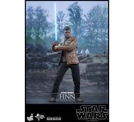 Star Wars Episode VII Movie Masterpiece Action Figure 1/6 Finn 30 cm