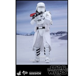 Star Wars Episode VII Movie Masterpiece Action Figure 1/6 First Order Snowtrooper Officer 30 cm
