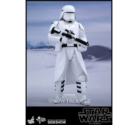 Star Wars Episode VII Movie Masterpiece Action Figure 1/6 First Order Snowtrooper 30 cm