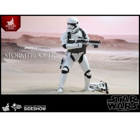 Star Wars Episode VII Movie Masterpiece Action Figure 1/6 First Order Stormtrooper (Jakku Exclusive) 30 cm