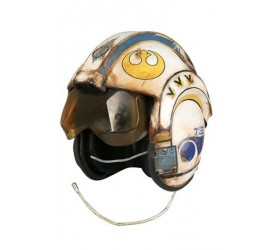 Star Wars Episode VII Replica 1/1 Rey Salvaged X-Wing Helmet Accessory Version