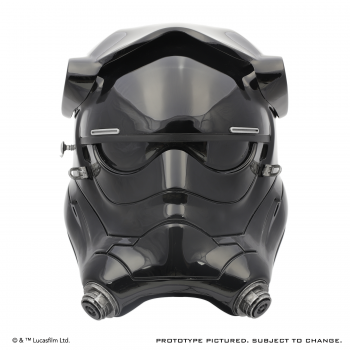 Star Wars The Force Awakens First Order Tie Fighter Pilot Premier Line Helmet 33 cm