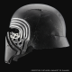 Star Wars The Force Awakens Kylo Ren Helmet 1/1 Replica 30 cm