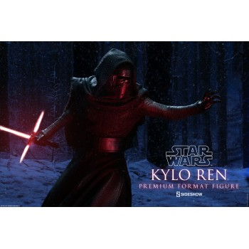 Star Wars The Force Awakens Kylo Ren Premium Format Figure 50 cm