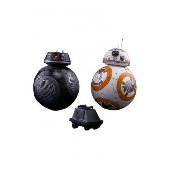 Star Wars Episode VIII Movie Masterpiece Action Figure 2-Pack 1/6 BB-8 and BB-9E 11 cm