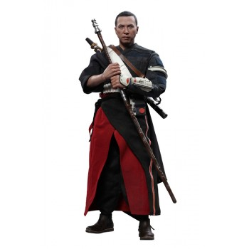 Star Wars Rogue One Movie Masterpiece Action Figure 1/6 Chirrut Imwe 29 cm