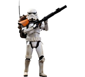 Star Wars Rogue One Movie Masterpiece Action Figure 1/6 Stormtrooper Jedha Patrol TK-14057 30 cm