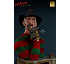 A Nightmare on Elm Street 3 Freddy 1/1 scale Bust 71 cm