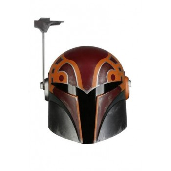 Star Wars Rebels Replica 1/1 Sabine Wren Helmet Accessory Version