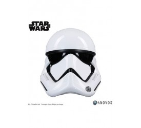 Star Wars Episode VIII Replica 1/1 First Order Stormtrooper Helmet Premier Version