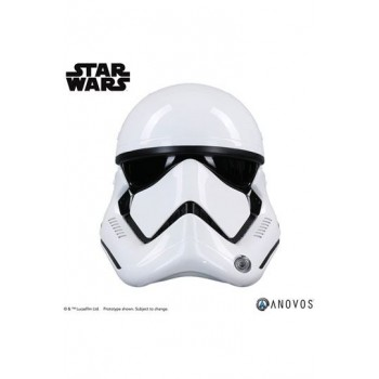 Star Wars Episode VIII Replica 1/1 First Order Stormtrooper Helmet Premier Version