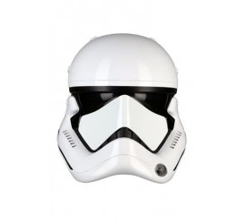 Star Wars Episode VIII Replica 1/1 First Order Stormtrooper Helmet Accessory Version