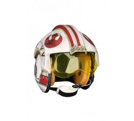Star Wars Replica 1/1 Luke Skywalker Rebel Pilot Helmet Accessory Version