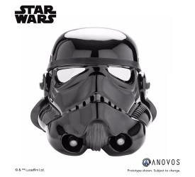 Star Wars Imperial Shadow Stormtrooper Helmet Version 2.0