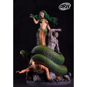 ARH Studios Statue 1/4 Medusa Victorious Regular Version 73 cm