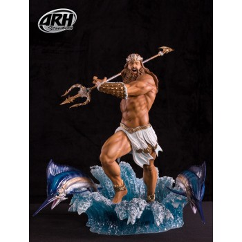 ARH Studios Statue 1/4 Poseidon Regular Version 50 cm