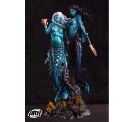 ARH Studios Statue 1/4 Twin Mermaids Regular Version 68 cm