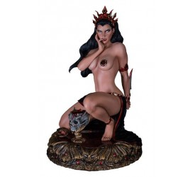 Arkhalla The Queen of Vampires Statue 1/3 Arkhalla Hell's Fire 51 cm