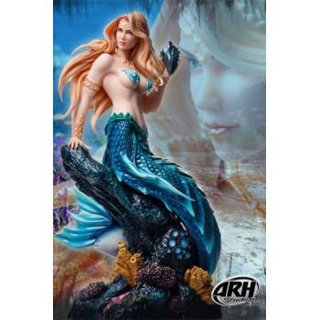 ARH ComiX Statue 1/4 Sharleze The Mermaid EX Version Human Skin 53 cm