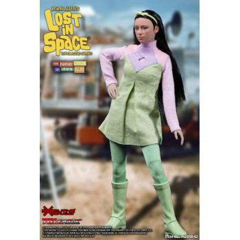 Lost in Space Penny Robinson with 3rd season outfit 1/6 Scale Figure