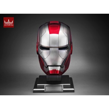AUTOKING 1/1 Series Of Wearable Props MARK 5 Iron Man Helmet