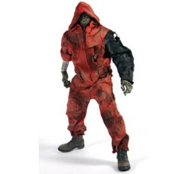 Adventure Kartel Action Figure 1/6 Hoodzome Red 30 cm